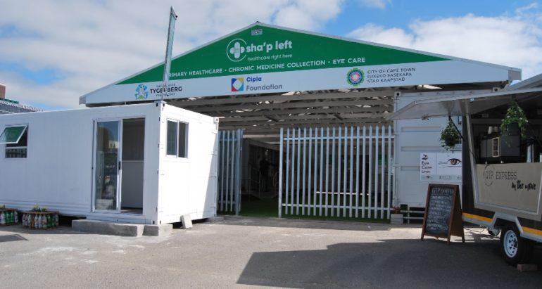 Sha'p Left Nursing Hub