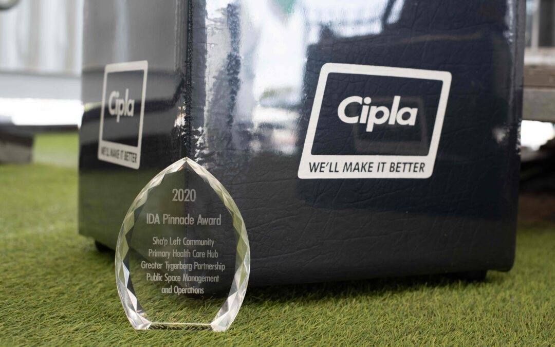 GTP wins IDA Pinnacle Award