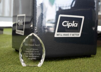 GTP wins pinnacle award for Sha'p Left Healthcare Hub in Bellville