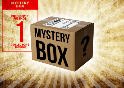 Mystery box reward in crowdfunding campaign to restore the clocks at Bellville Civic Centre