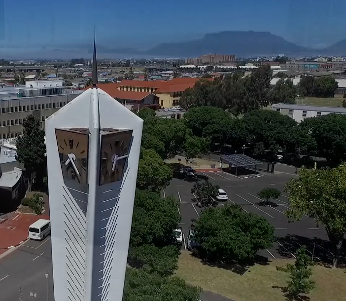 The time has come for Bellville's clock tower