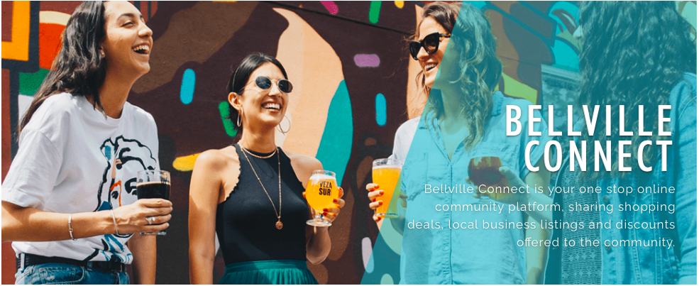 Connecting Bellville businesses